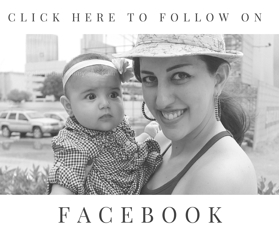 Join Confidential Mommy Talks on Facebook