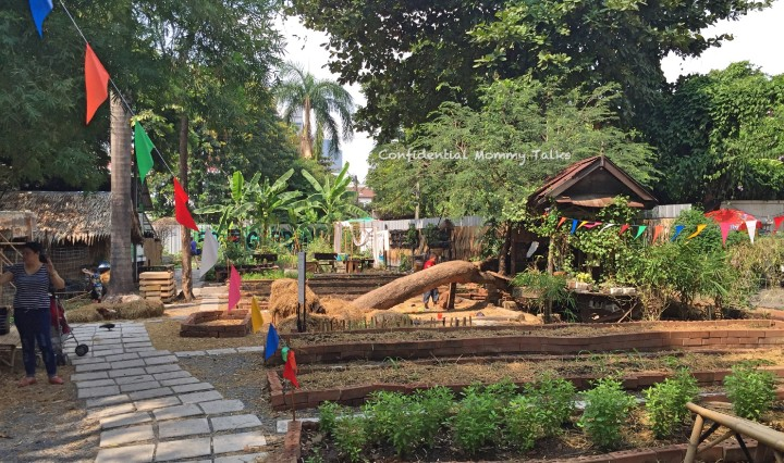 Root Garden, Review, Toddler, outdoor, activities, kids, Bangkok, expatriates, locals, sukhumvit, thong lo