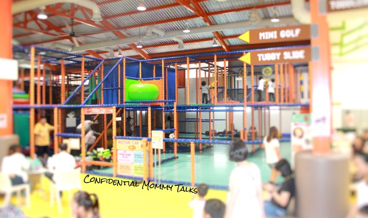 KizVenture Park is a fun place where kids and toddlers can play. It offers different zones that are suitable for different ages and different types of interests: