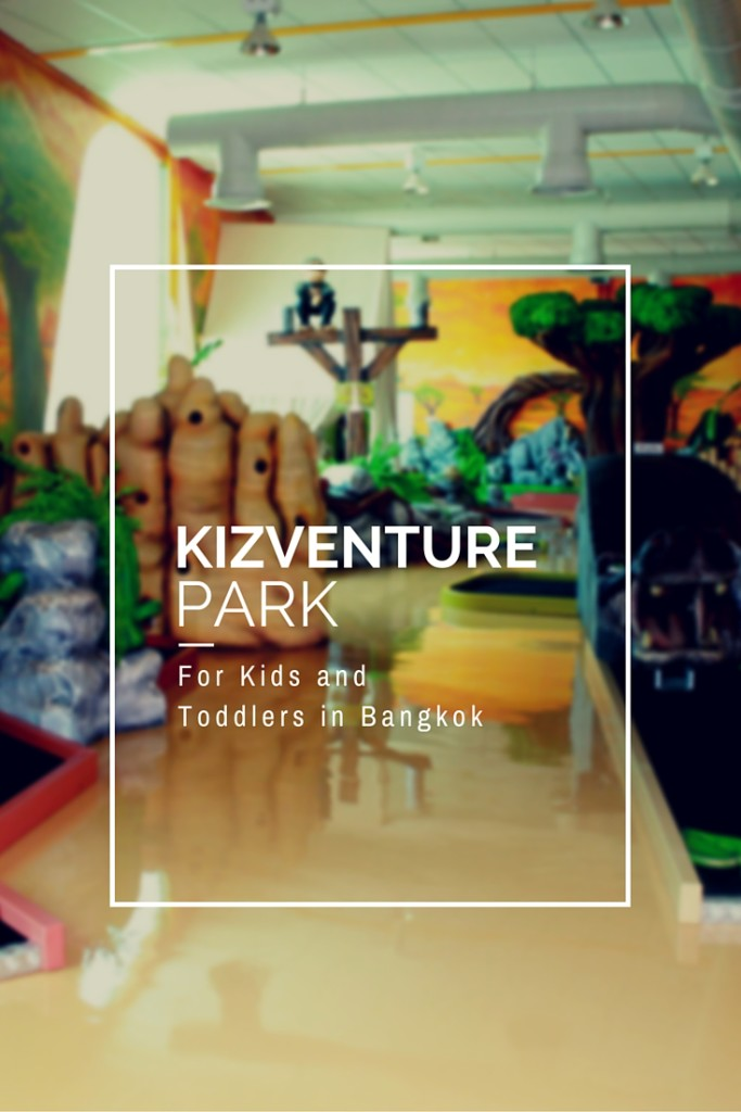 KiZventure Park in Bangkok for Kids and Toddlers