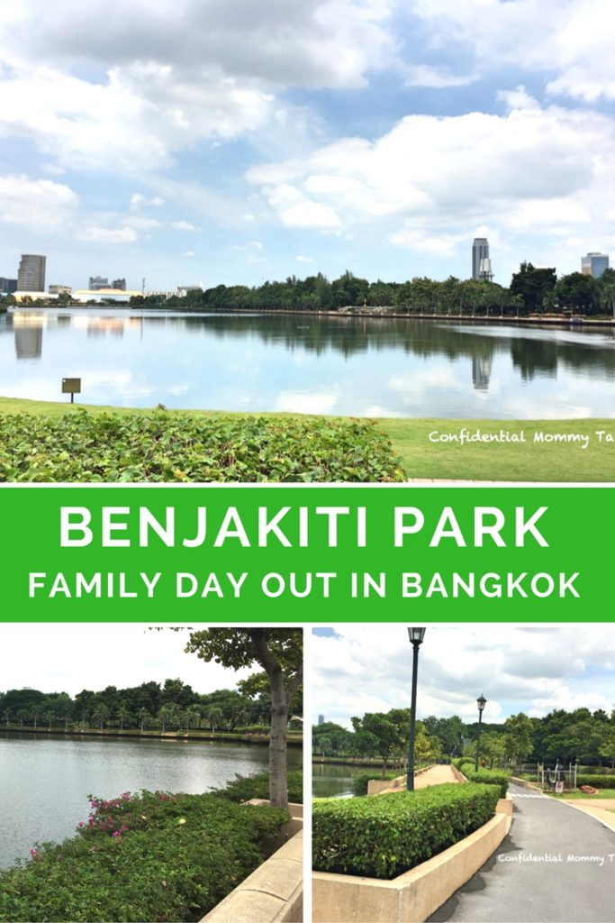 Benjakiti Park with the kids  Outdoor family fun with the ...