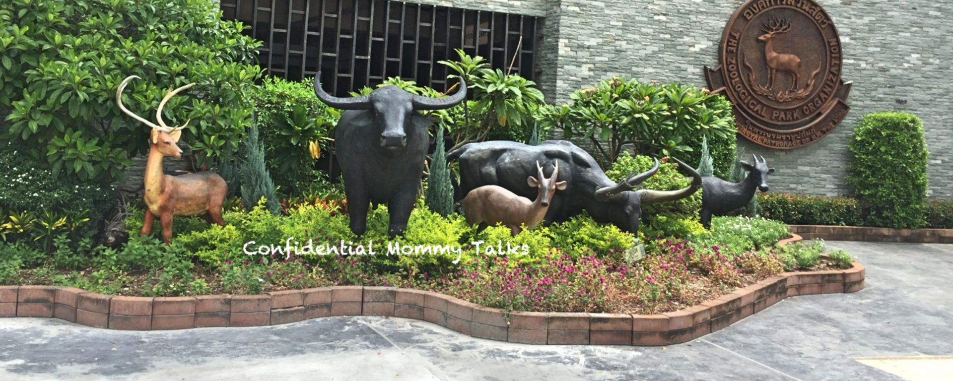Dusit Zoo | Family Fun Day Out in Bangkok | Since we moved to Bangkok, we've twice been to the Dusit Zoo, as it's a great way to introduce young kids and toddlers to wildlife. The zoo contains over 1,600 animals and covers an area of over 188,000 sq m. With such a wide space and diverse selection of animals to observe, we've had the chance to explore different zones each time we've been there (and we haven't seen it all yet!).