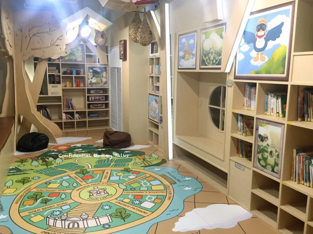Imaginia play land for kids in Bangkok | As soon as you enter Imaginia, you find yourself in a fantasy universe. Located at the Emporium Shopping Complex, the Playland is designed to look like an imaginative world where magic happens.