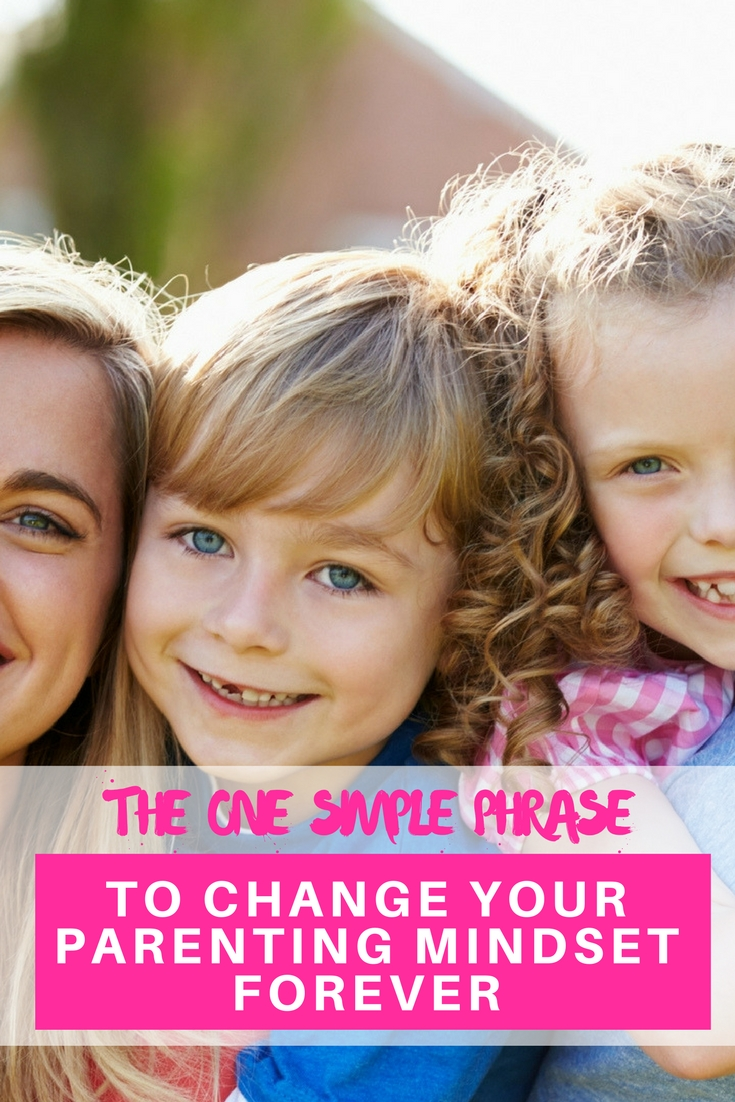 An interesting parenting approach that will help parents appreciate the time they spend with their kids