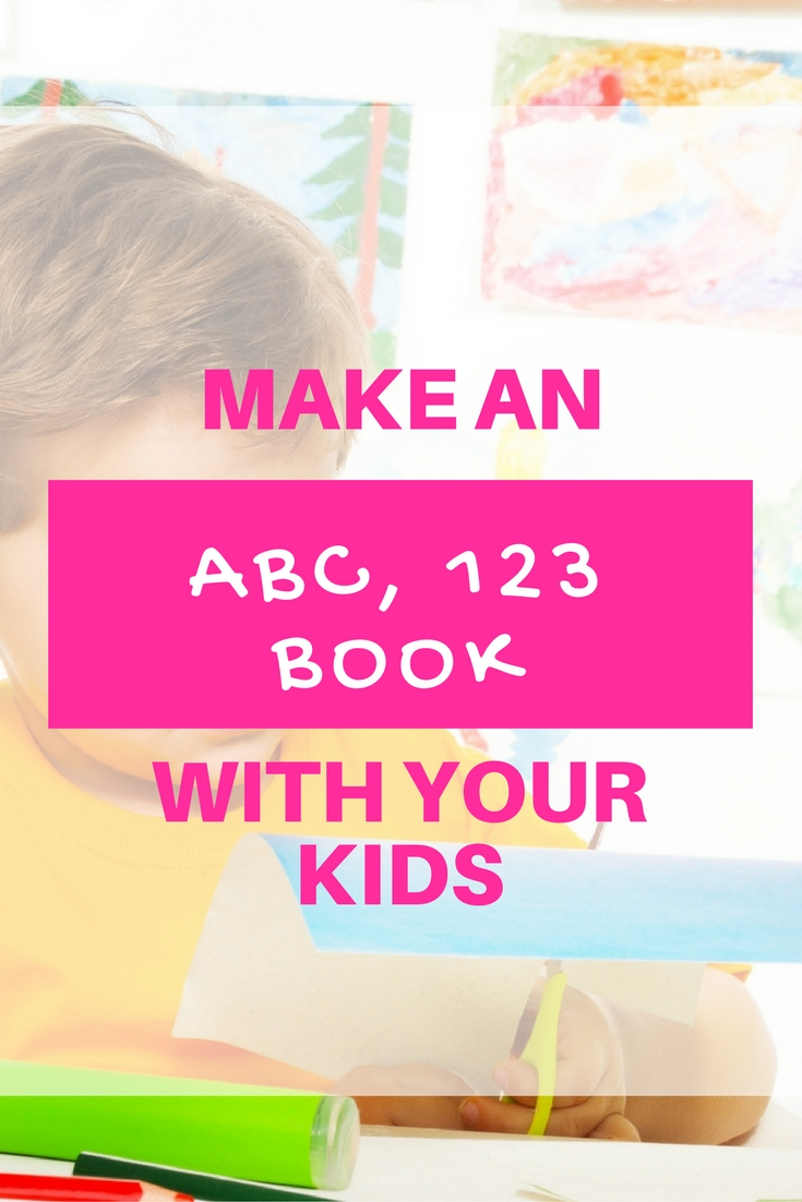 This simple, yet fun, bookmaking activity introduces and reinforces alphabet and number recognition skills that have been taught at home or learned in preschool.