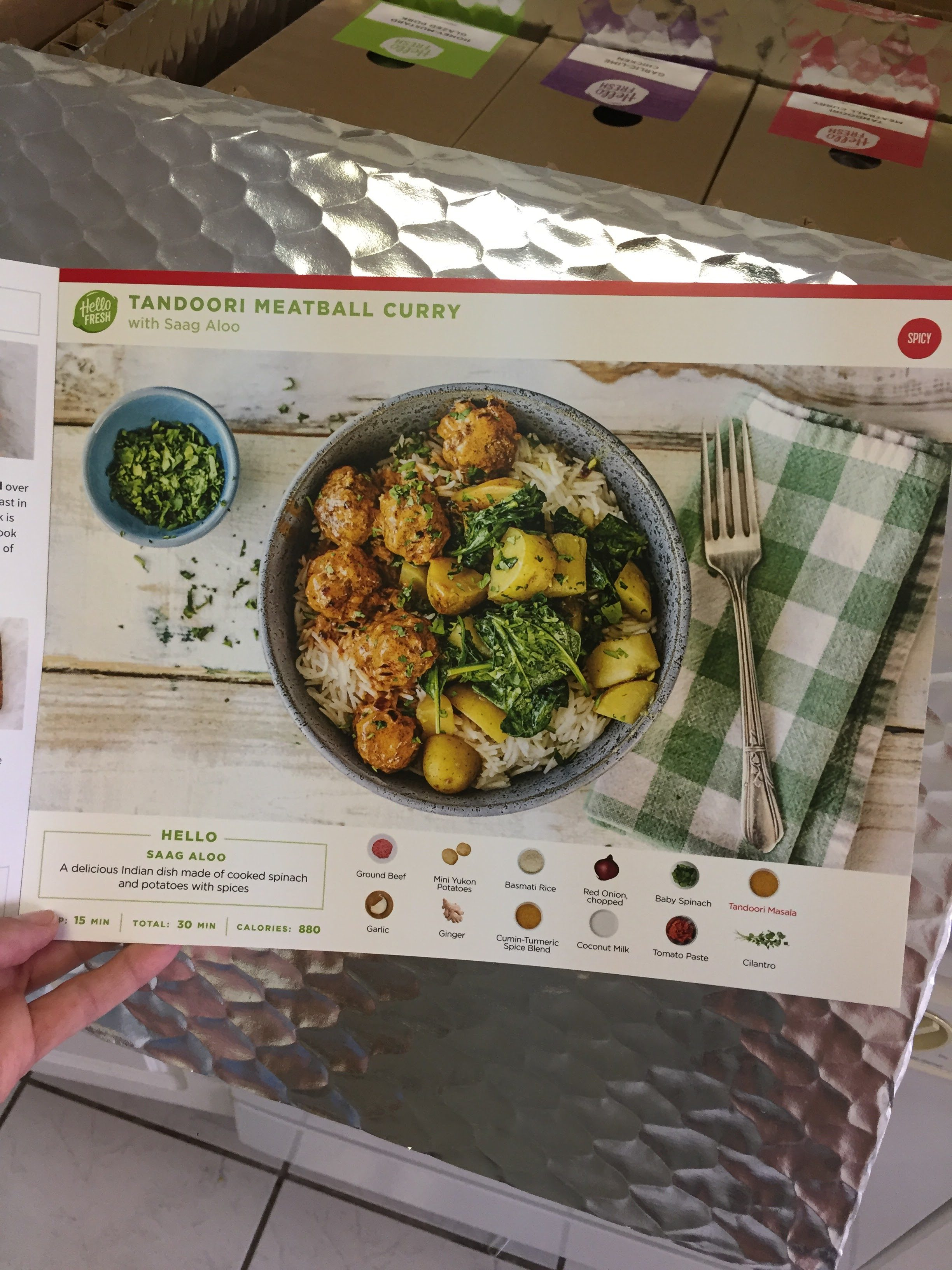 Too exhausted, too busy, too lazy to cook? | HelloFresh Meal