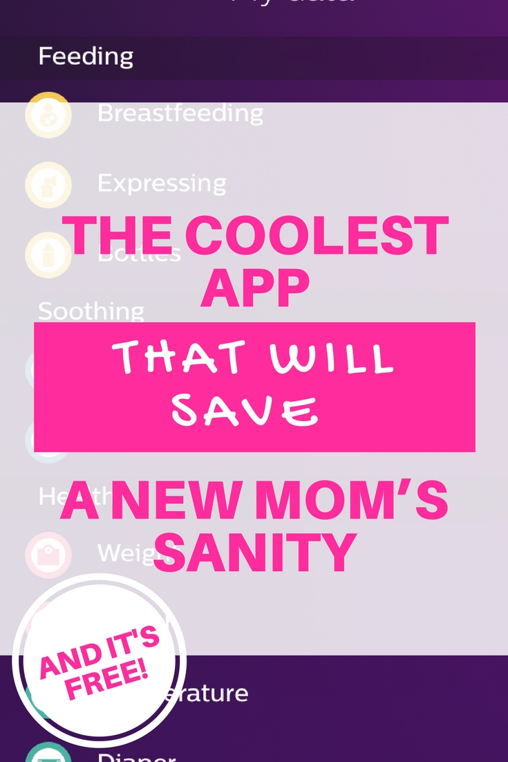 New moms can download free apps that can make their lives so great. Like the uGrow app created by Philips Avent. I tried it out and I can confirm that it's both useful and a big time saver, especially in the first few weeks of a new baby's life, when the mom is still trying to figure out how to best organize herself and understand her baby's needs.
