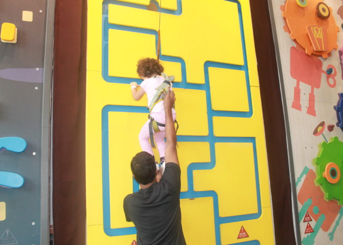 Safe and fun indoor adventures for kids and adults
