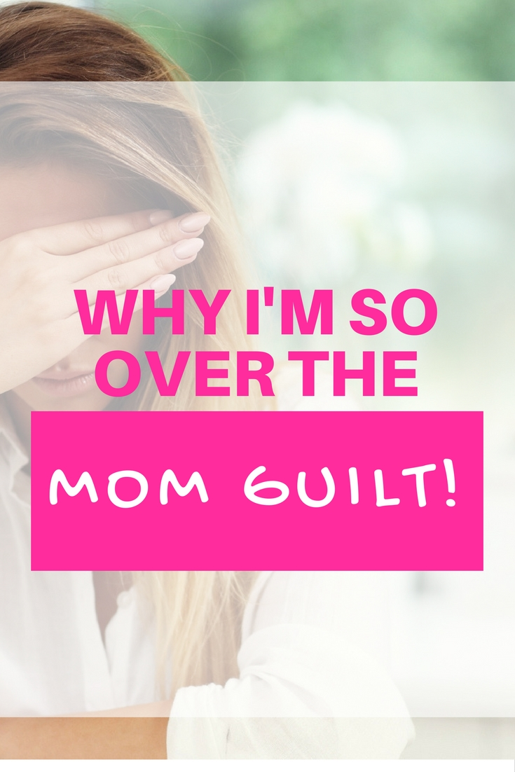 So many questions haunted my already occupied mind of a working mom, and that's how I came to join the never-ending cycle of mom guilt. Other moms welcomed me eagerly: You'll see, it never stops.