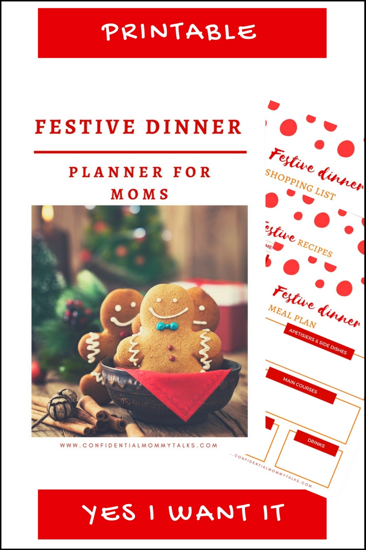 Download Your Free Christmas Planner 2017